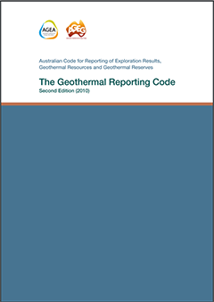 The Geothermal Reporting Code