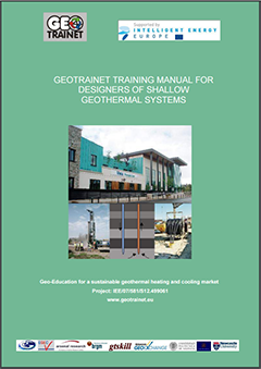 Geotrainet Training Manual for Designers